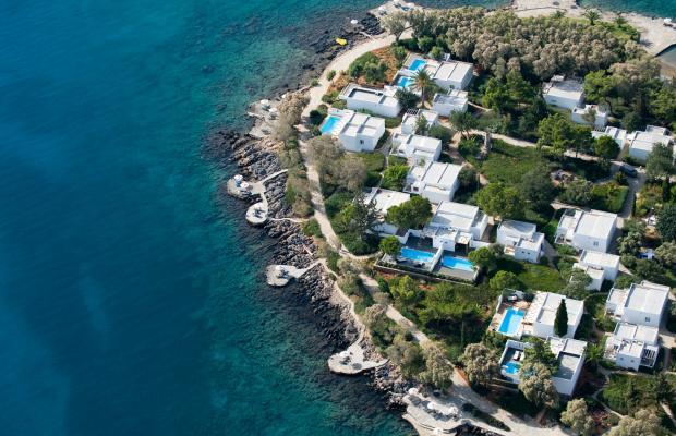 фотографии отеля Minos Beach Art Hotel изображение №19