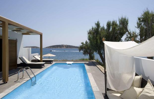 фотографии Minos Beach Art Hotel изображение №12