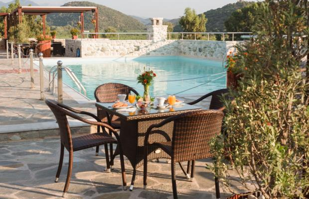 фотографии отеля Vathí Hotel изображение №11