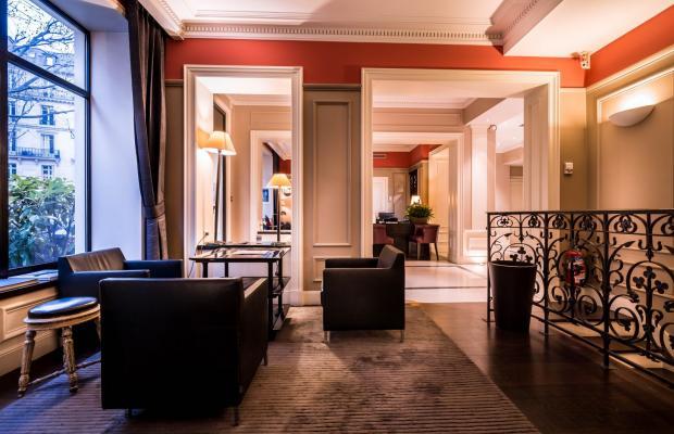 фотографии отеля Le Lavoisier изображение №35