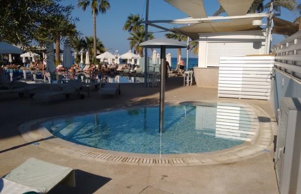 фотографии отеля Vrissaki Beach Hotel изображение №15