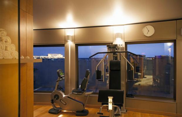 фотографии отеля Melia Athens (ex.Residence Georgio) изображение №15