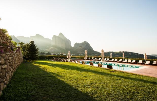 фотографии отеля Meteora Hotel изображение №47