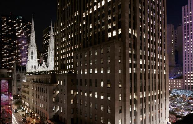 фотографии отеля Club Quarters Hotel Opposite Rockefeller Center изображение №39