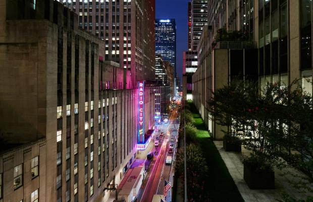 фото Club Quarters Hotel Opposite Rockefeller Center изображение №38