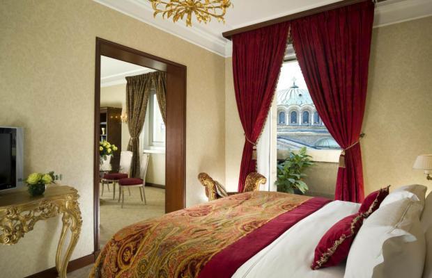 фотографии Sofia Hotel Balkan, A Luxury Collection Hotel (ex. Sheraton Sofia Hotel Balkan) изображение №16