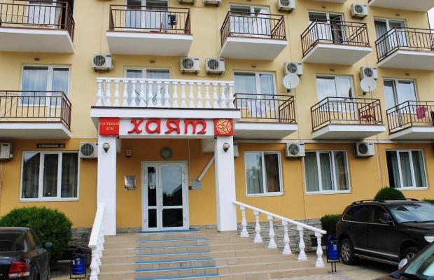 фотографии отеля Хаят (Hayat) изображение №15