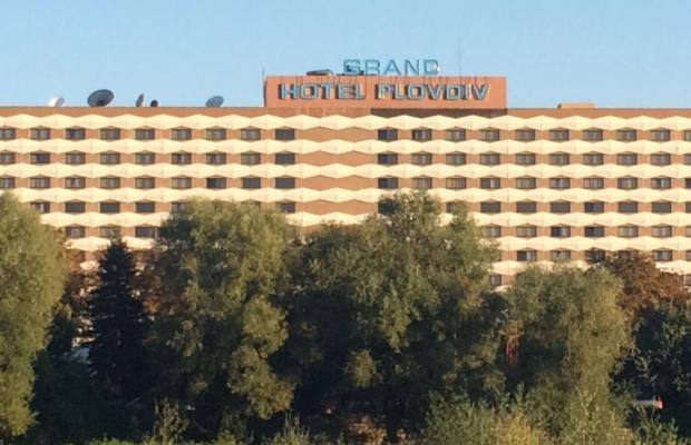 фото Grand Hotel Plovdiv (ex. Novotel Plovdiv) изображение №26