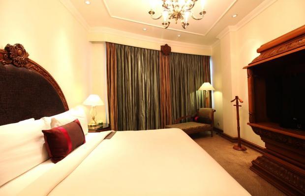 фотографии отеля Le Royal Meridien Chennai изображение №23