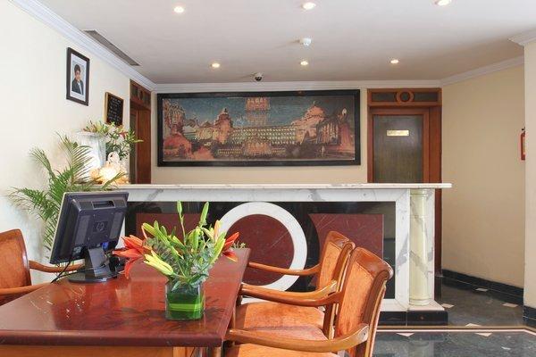 фото отеля BJN Museum Inn изображение №13