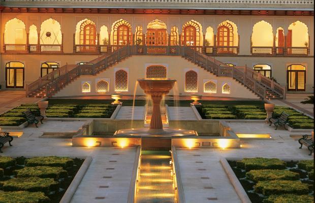 фотографии отеля Taj Rambagh Palace (ex. Ram Bagh Palace) изображение №99
