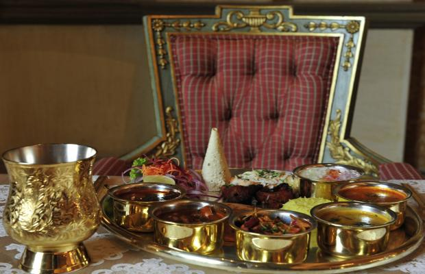 фотографии Taj Rambagh Palace (ex. Ram Bagh Palace) изображение №84