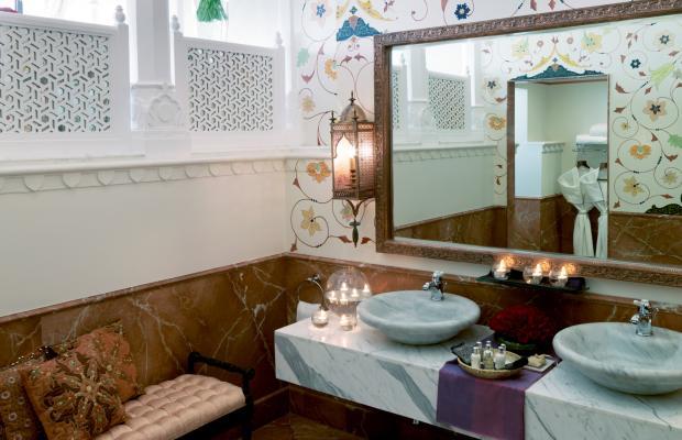 фотографии отеля Taj Rambagh Palace (ex. Ram Bagh Palace) изображение №55