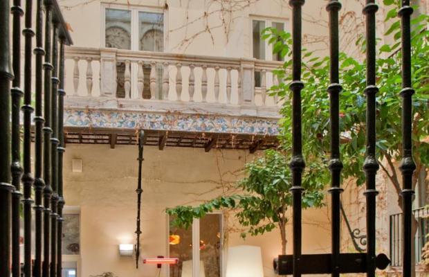 фотографии отеля Petit Palace Santa Cruz изображение №43