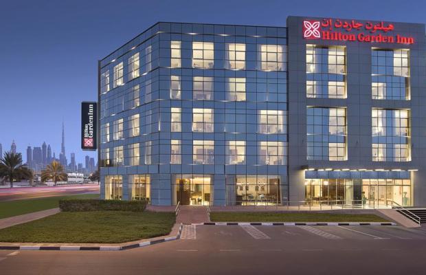фотографии отеля Hilton Garden Inn Dubai Al Mina изображение №3