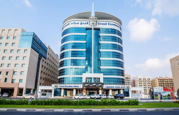 фото отеля Grand Excelsior Hotel - Bur Dubai (ex. Dhow Palace Hotel) изображение №1