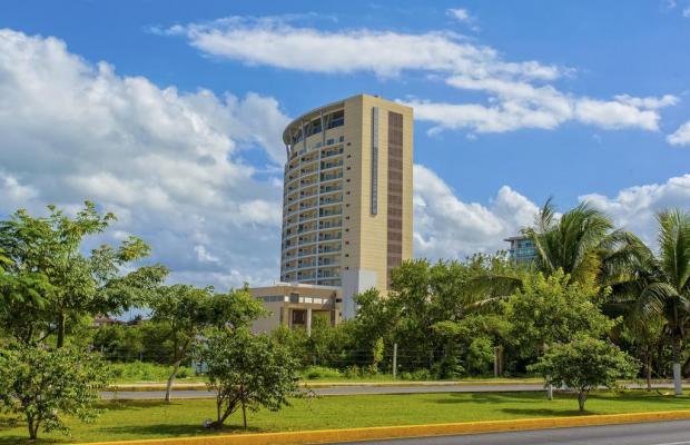 фото Krystal Urban Cancun (ex. B2b Malecon Plaza Hotel & Convention Center) изображение №2