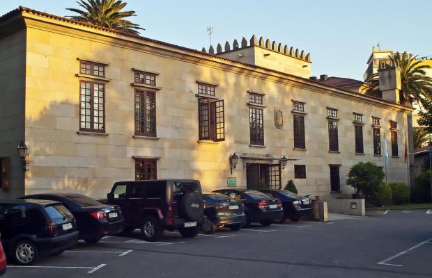 фотографии отеля Parador de Cambados изображение №11