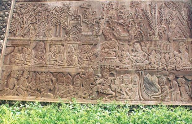 фото Angkorland Hotel Siem Reap изображение №10
