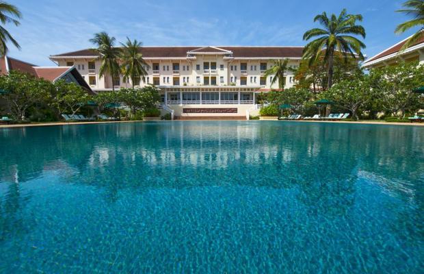 фото отеля Raffles Grand Hotel D'Angkor изображение №1