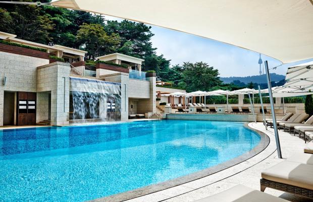 фото отеля The Shilla Seoul изображение №33