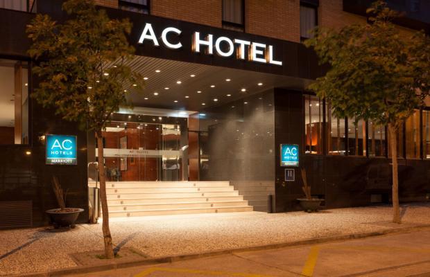 фотографии отеля AC Hotel Zaragoza Los Enlances изображение №27