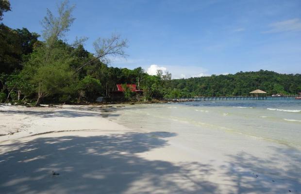 фотографии отеля Saracen Bay Resort изображение №15