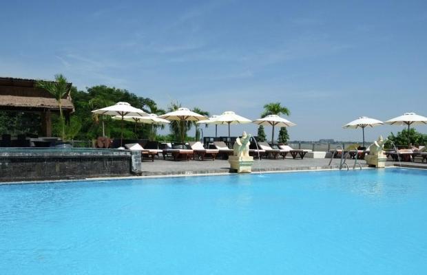 фотографии отеля Cambodiana Hotel изображение №11