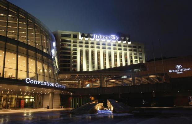 фотографии Grand Hilton Seoul изображение №36
