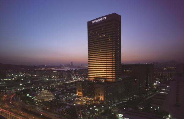 фотографии отеля JW Marriott Hotel Seoul изображение №27