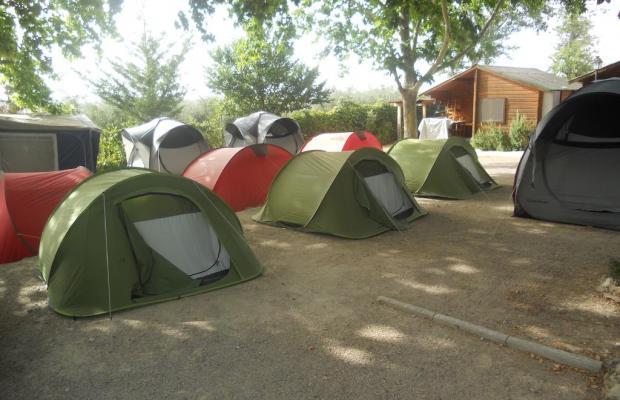 фотографии отеля Camping Rural Fuente de Piedra изображение №7