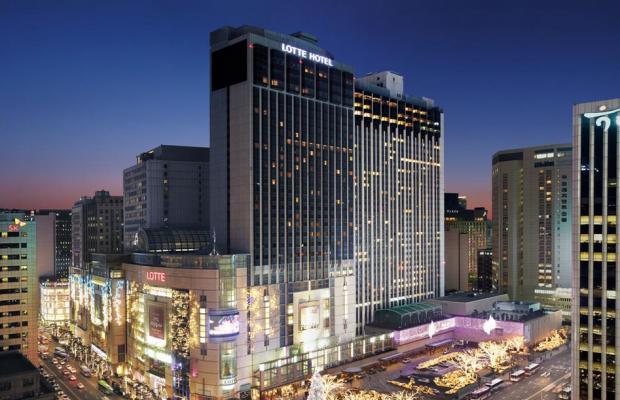 фотографии отеля Lotte Hotel Seoul изображение №3