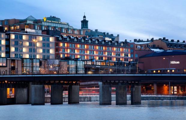 фотографии отеля Hilton Stockholm Slussen изображение №51