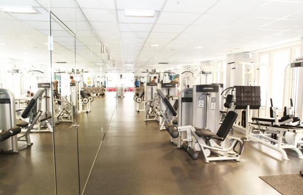 фотографии отеля Hilton Stockholm Slussen изображение №39