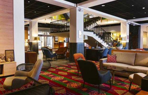 фото отеля Scandic Ferrum изображение №9