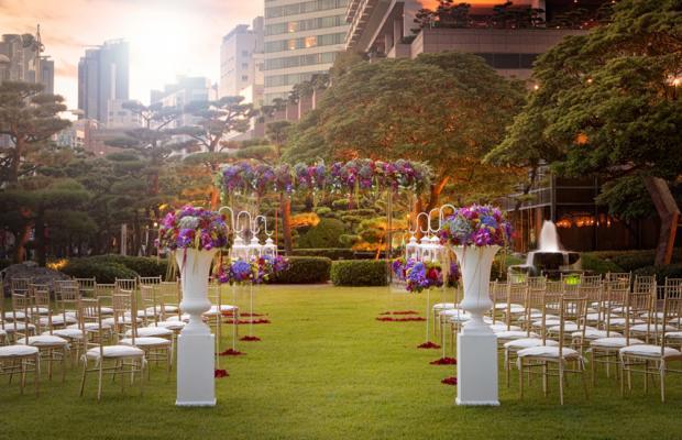 фотографии отеля Paradise Hotel Busan изображение №7