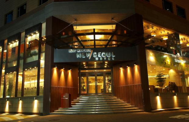 фотографии отеля Best Western New Seoul изображение №19