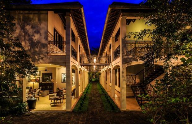 фотографии отеля Heritage Suites Hotel изображение №27
