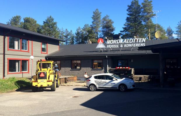 фотографии Nordkalotten Hotel & Konferens изображение №8