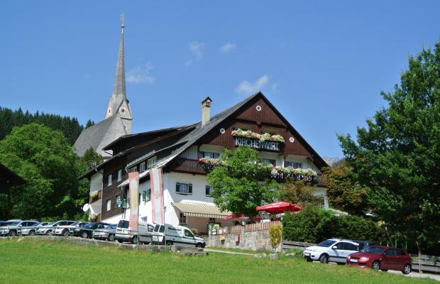 фото отеля Gasthof-Pension Kirchenwirt изображение №17