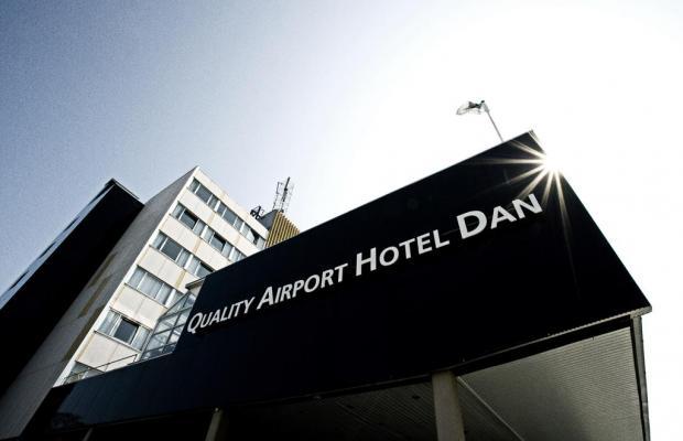фото отеля Quality Hotel Airport Dan изображение №25