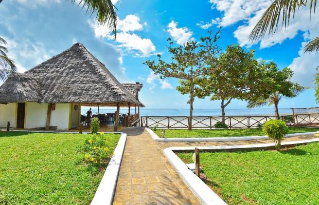 фотографии отеля Ngalawa Lodge изображение №7