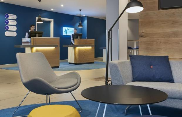 фото отеля Holiday Inn Express Dublin City Centre изображение №13