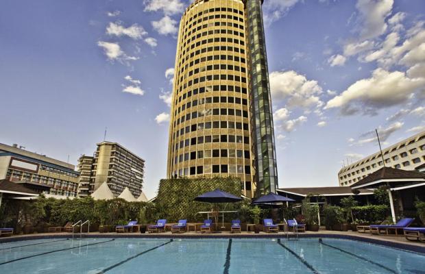 фото отеля Nairobi Hilton изображение №1