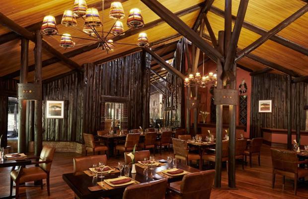 фотографии отеля Fairmont Mara Safari Club изображение №7