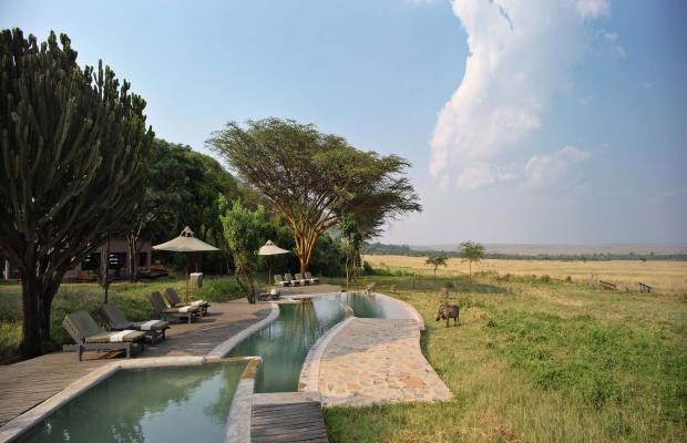 фото отеля and Beyond Kichwa Tembo изображение №1