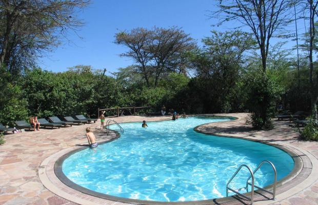фото отеля Mara Simba Lodge изображение №1