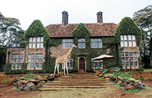 фото отеля Giraffe Manor изображение №25