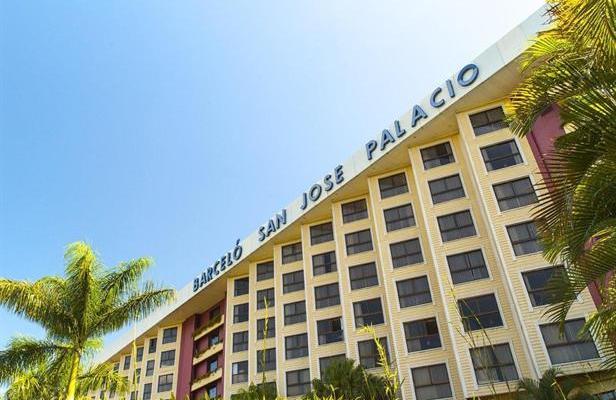 фото отеля Barcelo San Jose Palacio изображение №1