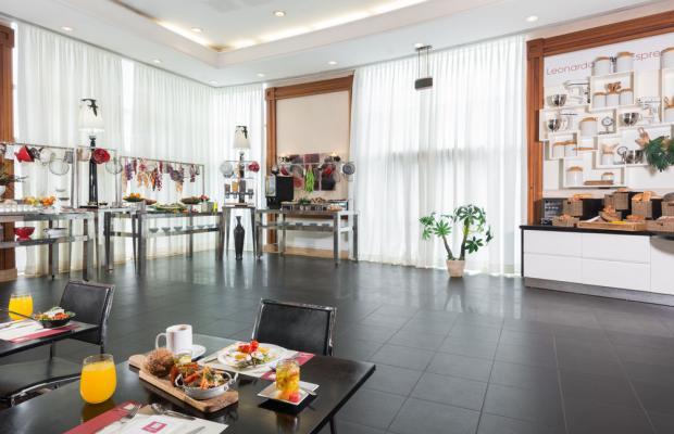фотографии отеля Leonardo Haifa (ex. Le Meridien Haifa) изображение №47